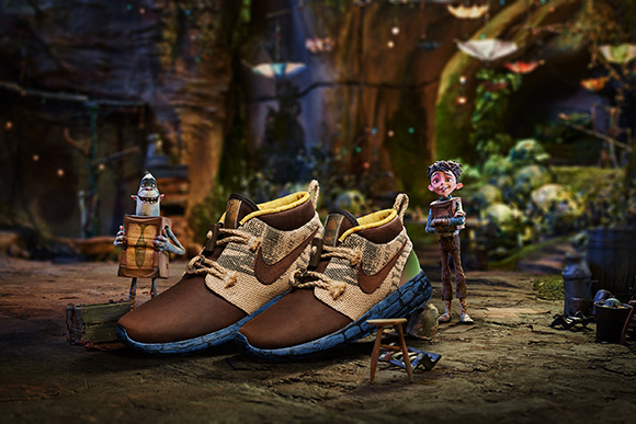 The Boxtrolls x Nike Roshe Run Trollstrikes
