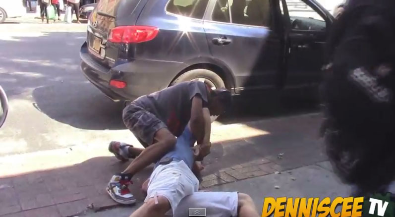 Video: Stepping On Air Jordans in the Hood Prank
