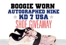 Win DeMarcus Cousins Autographed 'USA' Nike KD 7