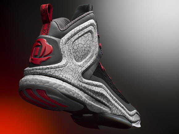 adidas D Rose 5 Boost Home Alternate Away