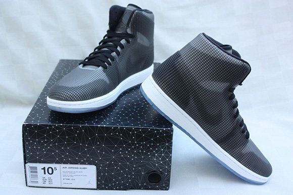 Air Jordan 1 4LAB1 - More Images