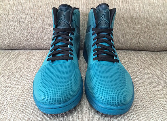 Air Jordan 1 4Lab1 Sport Turquoise/Black