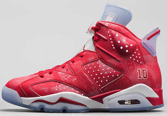 Air Jordan 6 Slam Dunk Official Images