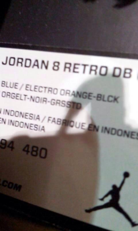 Air Jordan 8 Doernbecher 2014 - First Look