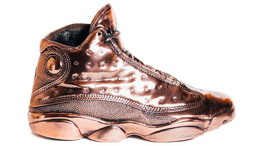 You Can Buy a Pair of Bronzed Air Jordans