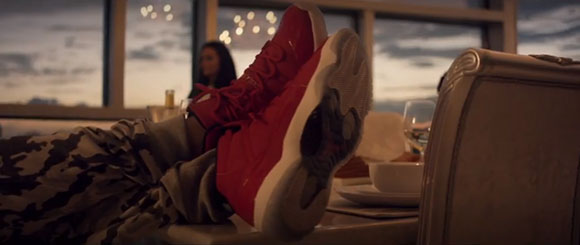 Fat Joe Wears Exclusive Air Jordan 11 in Stressin Music Video