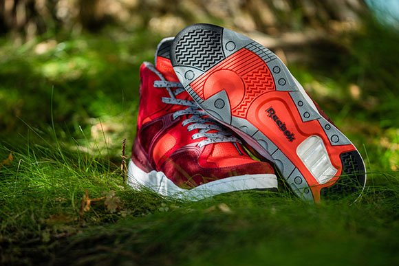 Hanon x Reebok The Pump 25th Anniversary