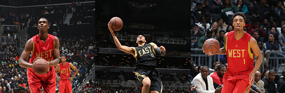 Jordan Brand adds Rookies Noah Vonleh, Tyler Ennis James Young