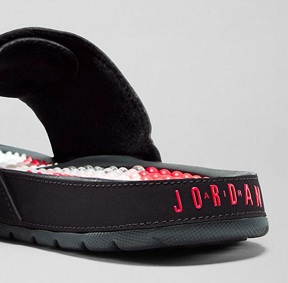 Jordan Hydro 6 Slide Infrared