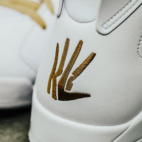 Kawhi Leonard Air Jordan 6 The Claw PE for Ring Night
