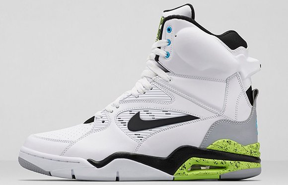 Nike Air Command Force Retro Volt - Official Images