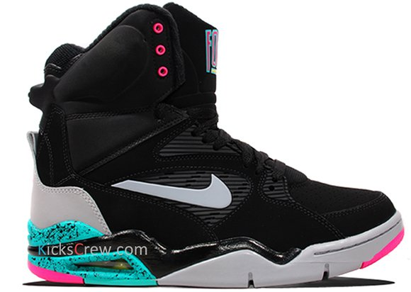 Nike Air Command Force Spurs - Another Look