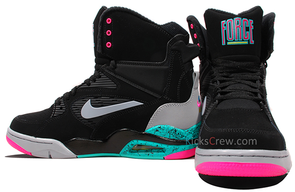 5c97f7e32bcc49 Nike Air Command Force  Spurs  - Another Look
