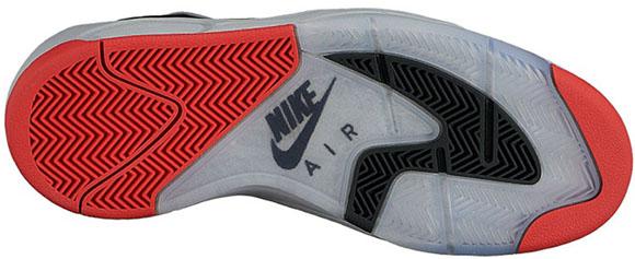 Nike Air Flight Lite Black/Red Bred