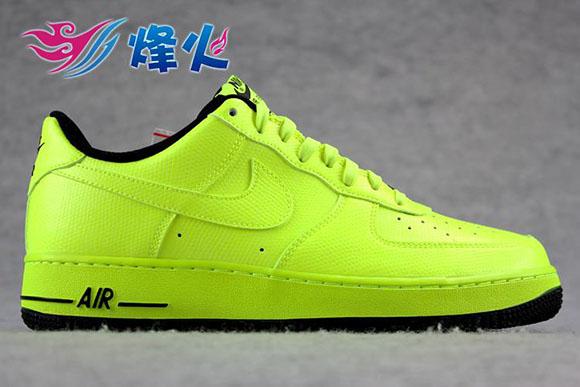 Nike Air Force 1 Low Volt/Black