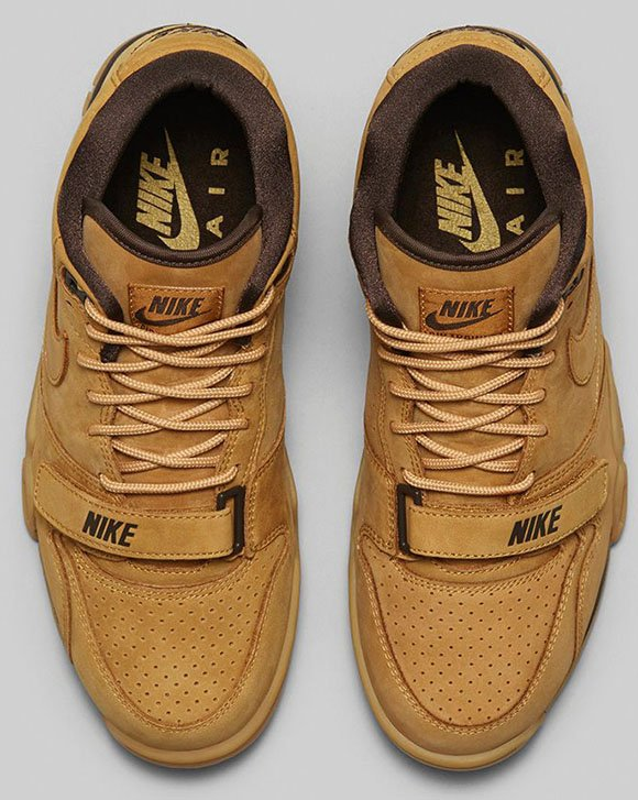 Nike Air Trainer 1 Mid Flax (Wheat)