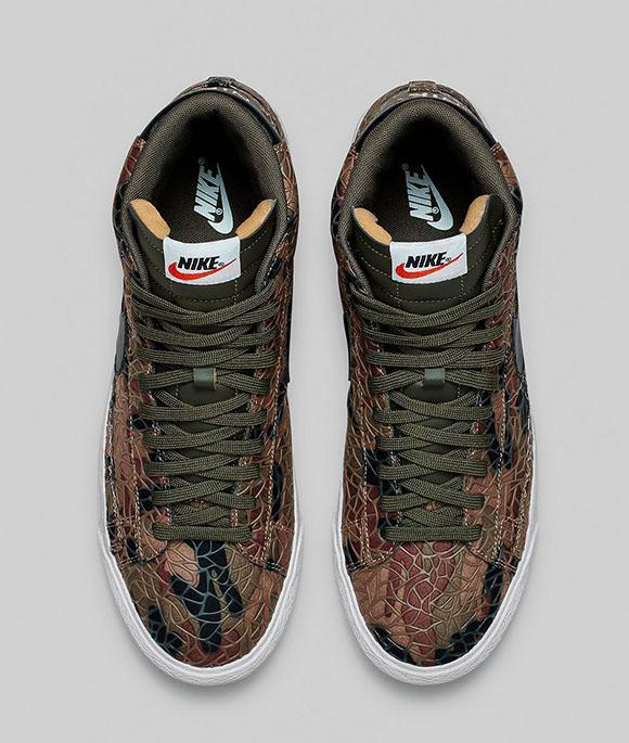 Nike Blazer Mid Safari Jungle