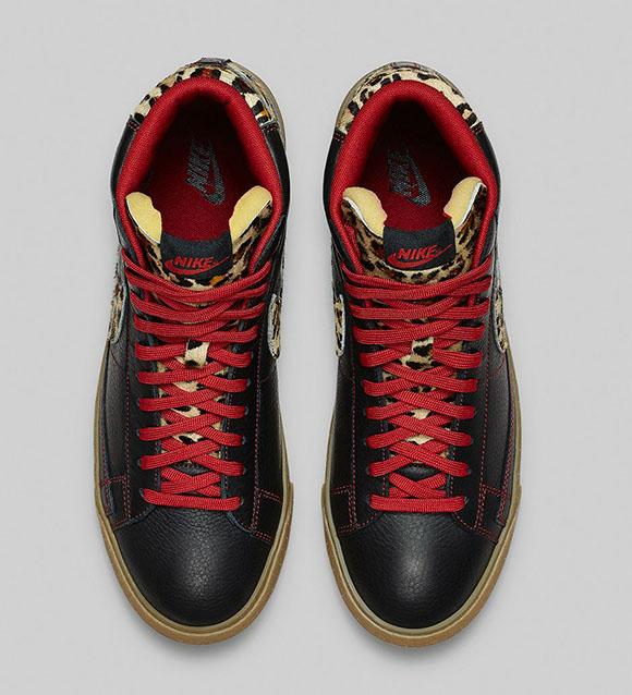 Nike Blazer Mid Safari Leopard