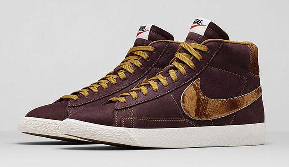 Nike Blazer Mid Safari Snake