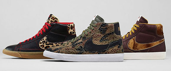 Nike Blazer Safari Collection - Official Images
