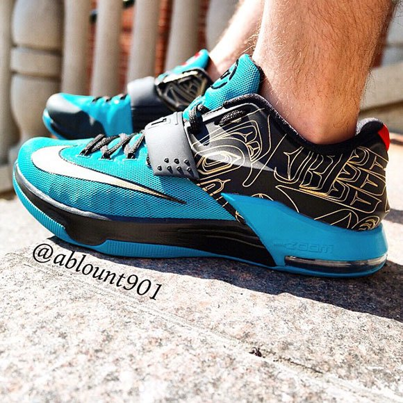 Nike KD 7 N7 - Another Look