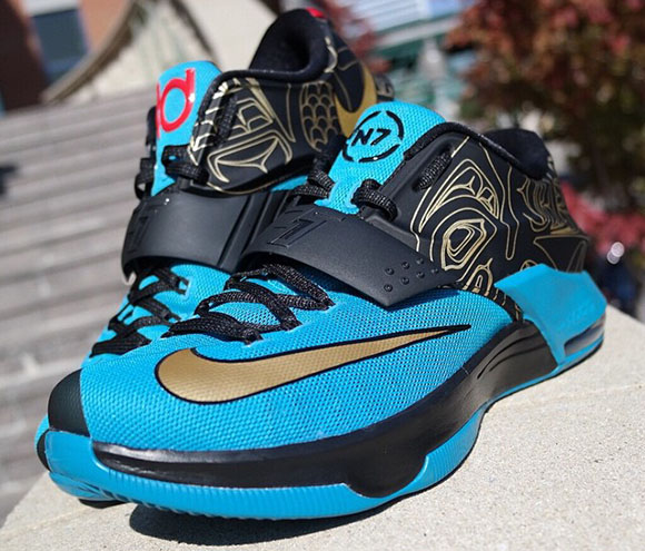 brand new 48481 0c5a6 Nike KD 7 N7 - Another Look