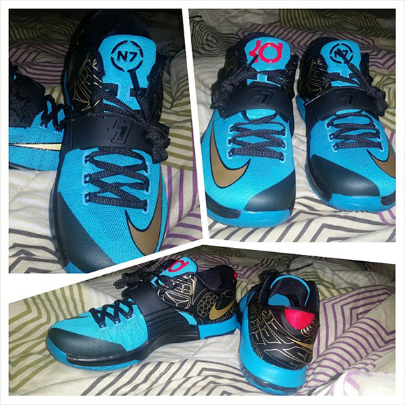 Nike KD 7 N7 - First Look