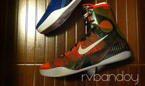 Strategy Nike Kobe 9 Elite