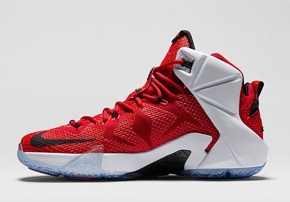 Nike LeBron 12 Heart of a Lion is Releasing Thursday