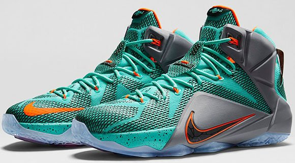 The Nike LeBron 12 Release Date Has Been Pushed Back