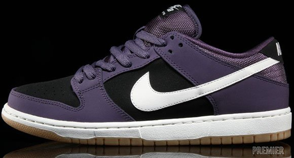 Nike SB Dunk Low Dark Raisin