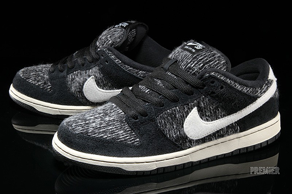 Nike SB Dunk Low and High Warmth Pack