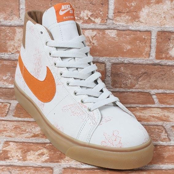 Poler x Nike SB Blazer