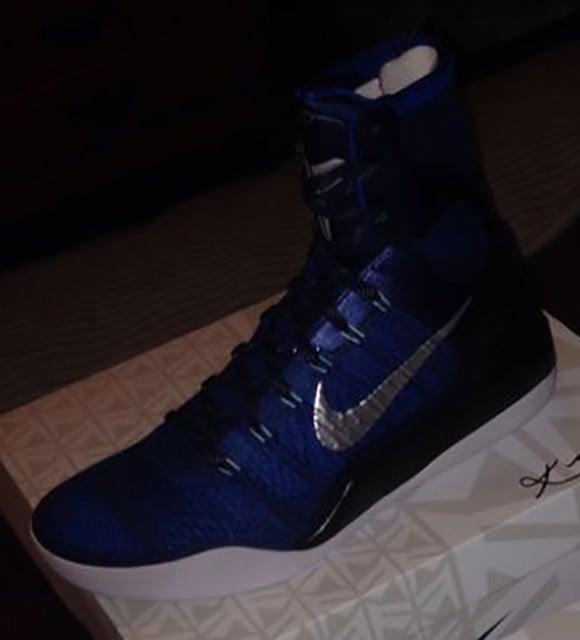 Release Date: Brave Blue Nike Kobe 9 Elite