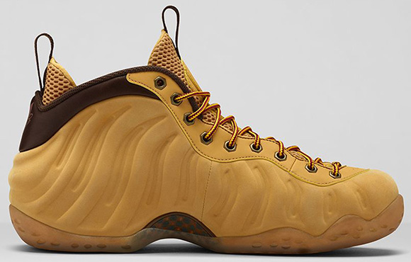 Release Date: Nike Air Foamposite One Wheat