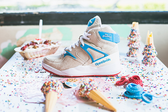 Sneaker Politics x Reebok The Pump 25th Anniversary