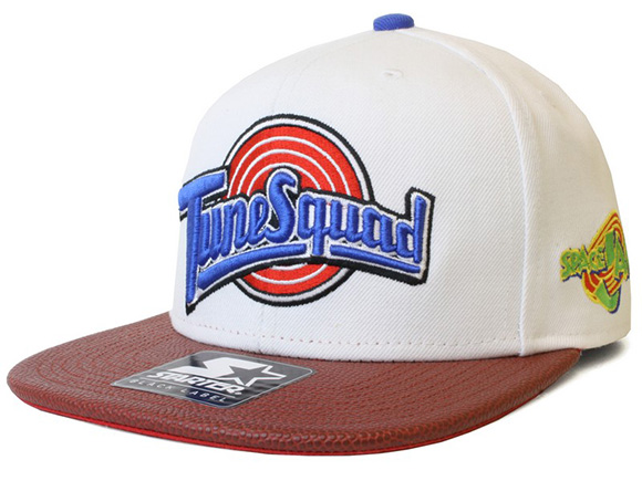 Starter Space Jam Snapback Beanie Hat Collection