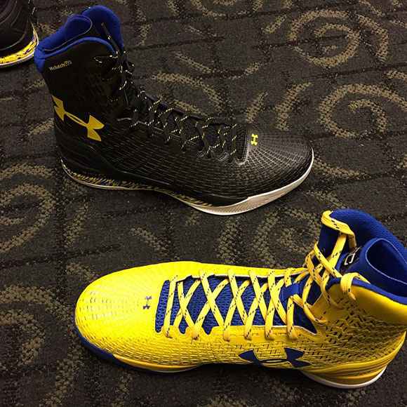 Stephen Curry Under Armour ClutchFit Highlight Drive PE