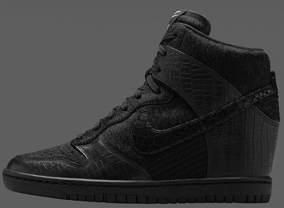 Undercover x Nike Dunk Sky Hi Collection