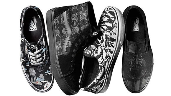 Vans Star Wars Collection The Dark Side
