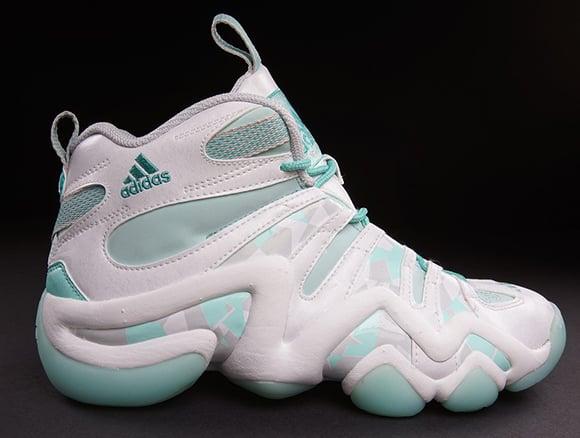 adidas Crazy 8 Glacier Ice White