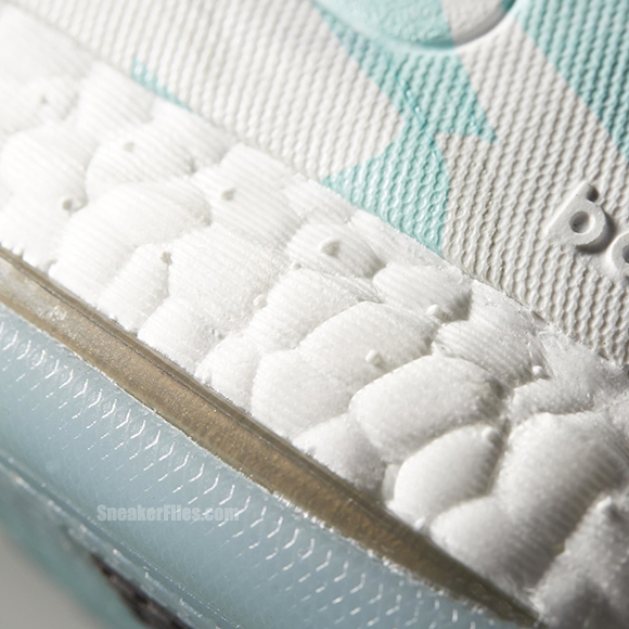 adidas D Rose 5 Boost Jack Frost Detailed Look