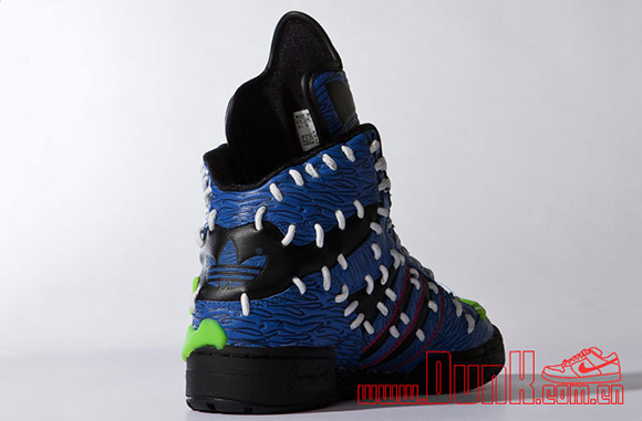 adidas Originals Jeremy Scott Frankenstein