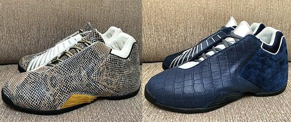 adidas T-Mac 3 Croc  Snakeskin Models
