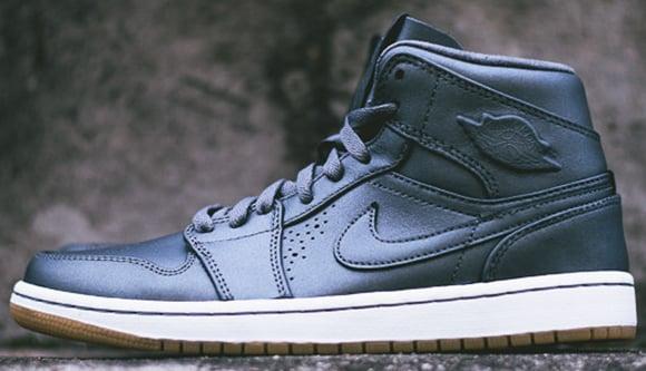 Jordan Nouveau 1 Mid Cool GreyGumSneakerFiles Air nX08ZkNwOP