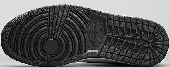 Air Jordan 1 Retro High OG Black/White - Official Images