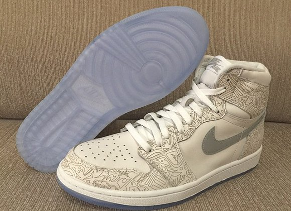 Air Jordan Retro 1 Et 4s Laser