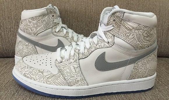 Air Jordan 1 Retro High OG 'Laser' 2015 - Another Look   SneakerFiles