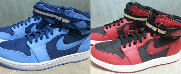 f80f4412276 Air Jordan 1 Retro High Strap is Back for 2015
