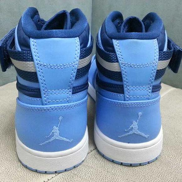 Air Jordan 1 Retro Strap Legend Blue/Midnight Navy-White